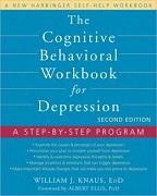 Cognitive Behavioural Workbook for Depression Cover