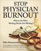 Stop Physician Burnout Cover