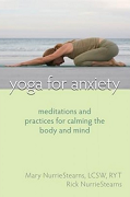 Yoga For Anxiety Cover