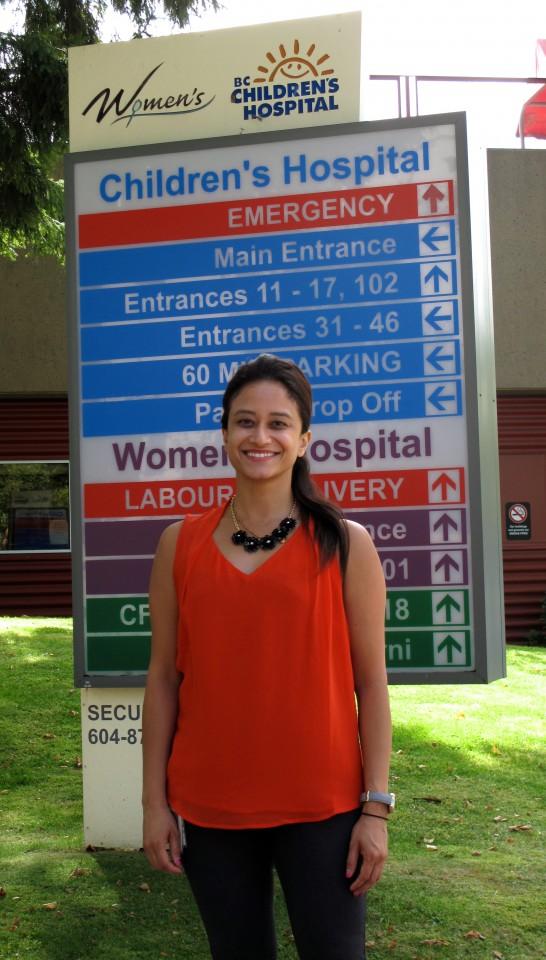 Dr. Smita Naidoo