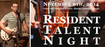 The story of Resident Talent Night with Dr. Rich Sztramko