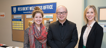 UBC's Resident Wellness Office marks first-year anniversary