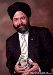 UBC's Parmjit Sohal named B.C. Family Physician of the Year